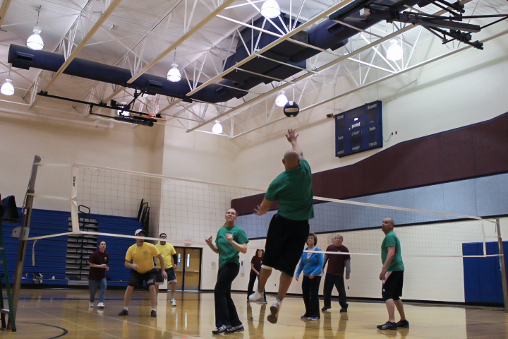 Coed Volleyball at ADP Sports
