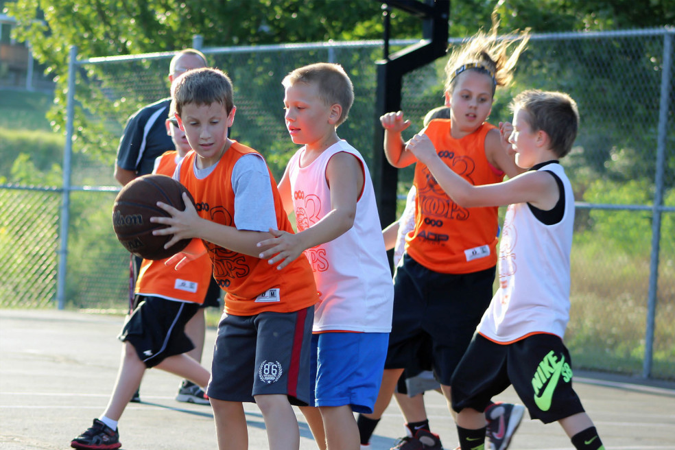 3-On-3 Hoops at ADP Sports
