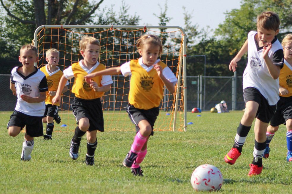 Happy 5 Soccer at ADP Sports