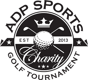 ADP Sports Charity Golf Tournament Logo