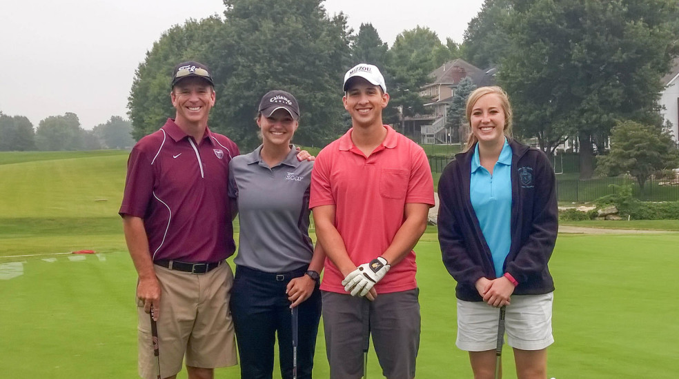 Charity Golf Tournament at ADP Sports