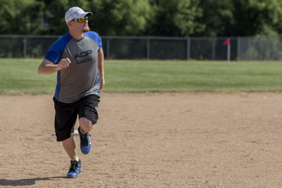 Men's Softball at ADP Sports